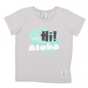 T-shirt Hi Light Grey