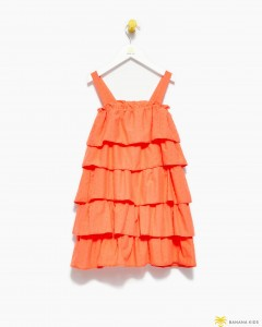 Sukienka Resort Dress Orange