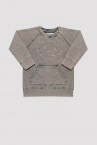 Bluza Acid Grey Ufo