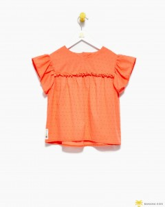 Bluzka Serengeti Blouse Orange